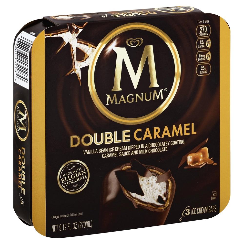 Ice Cream Bar Double Caramel