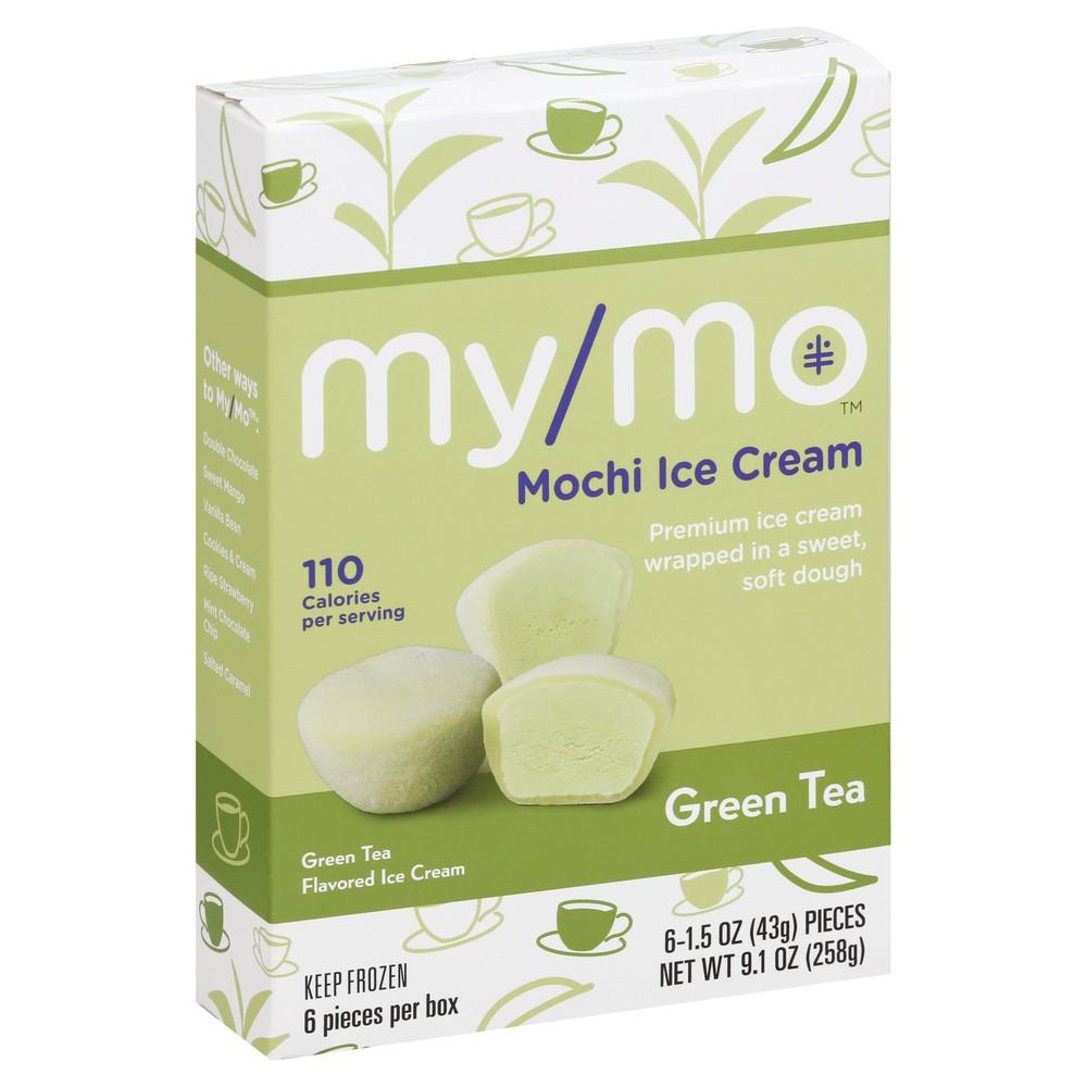 Green Tea Mochi Ice Cream 6 x 1.5 oz
