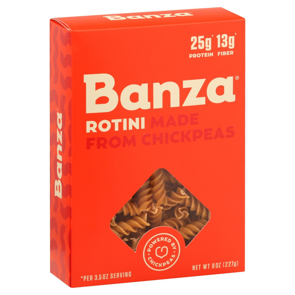 Chickpea Rotini Pasta 8 oz