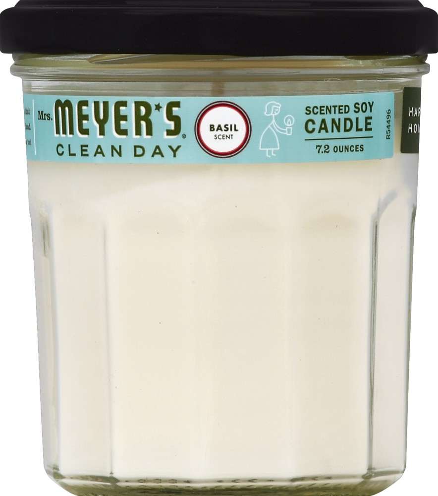 Scented Soy Candle 7.2 oz