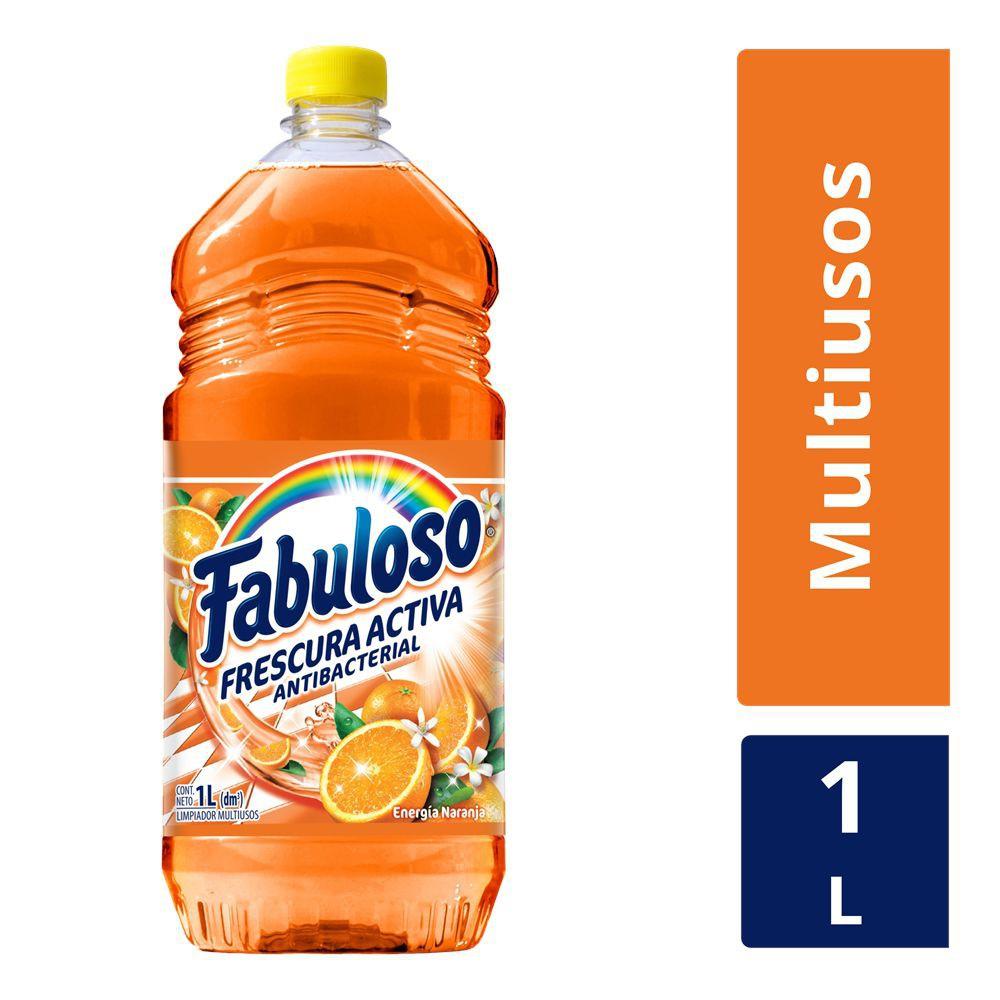 Limpiador multiusos energia naranja