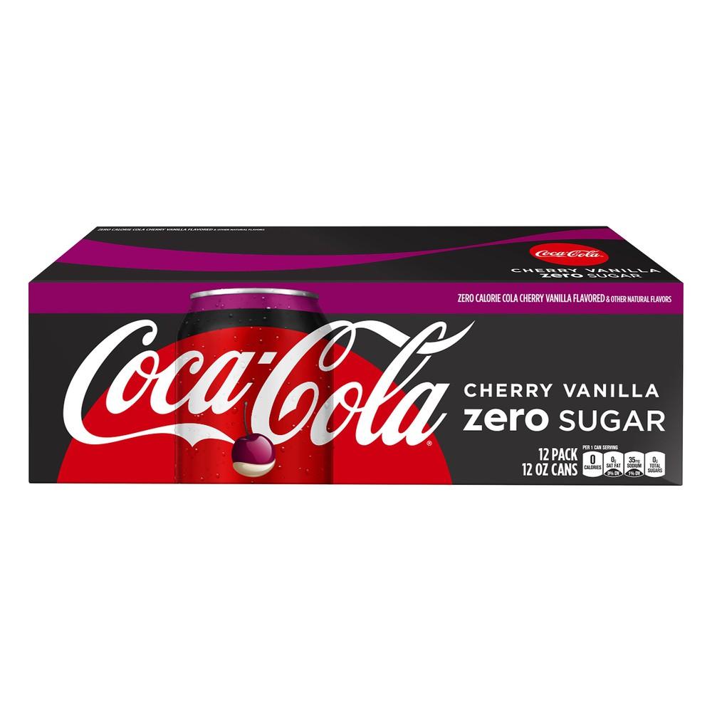 Cherry Vanilla Zero Sugar