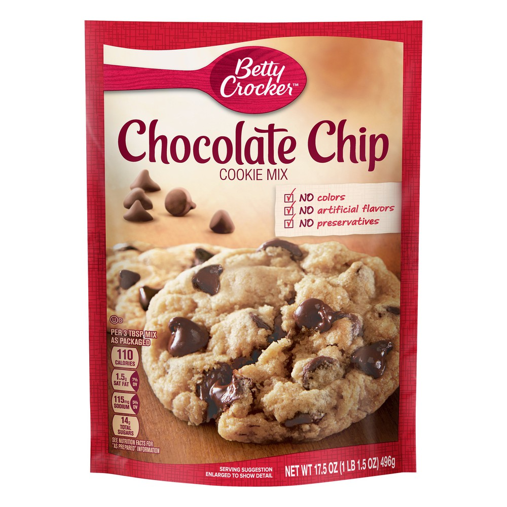 Cookie Mix Chocolate Chip