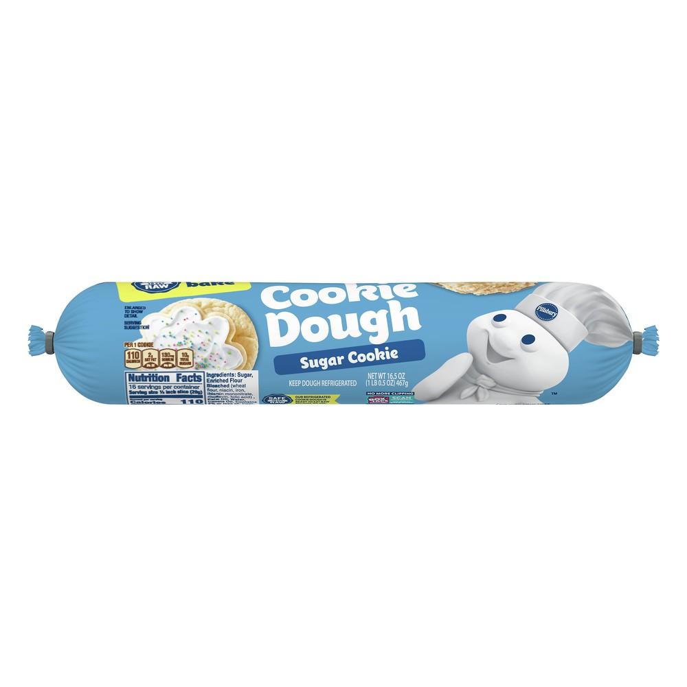 Cookies Refrigerated Sugar Cookie