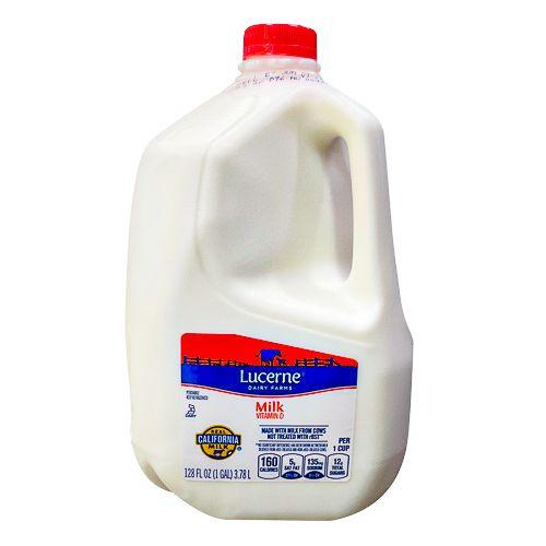 Milk with Vitamin D 1 gal