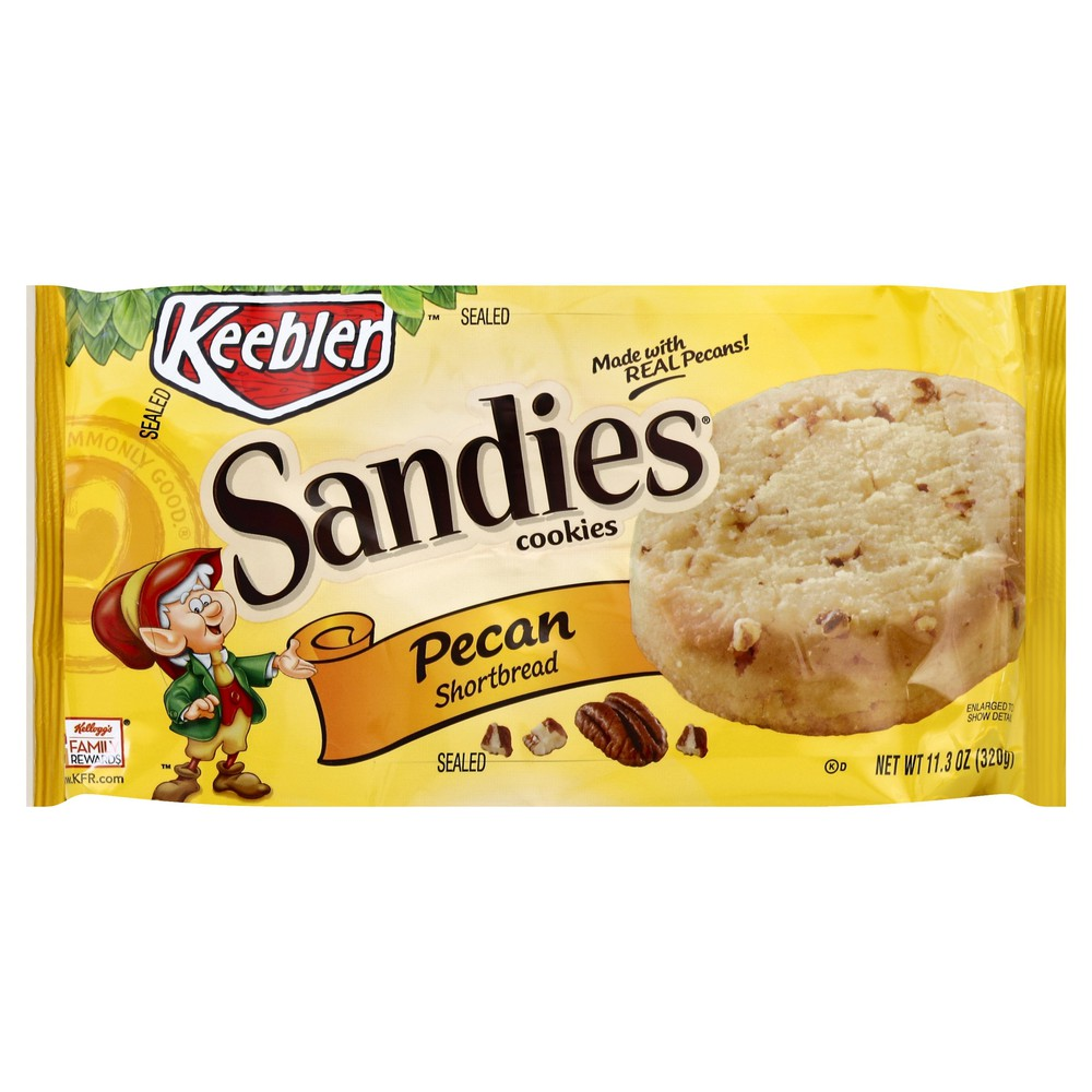 Cookies sandies pecan