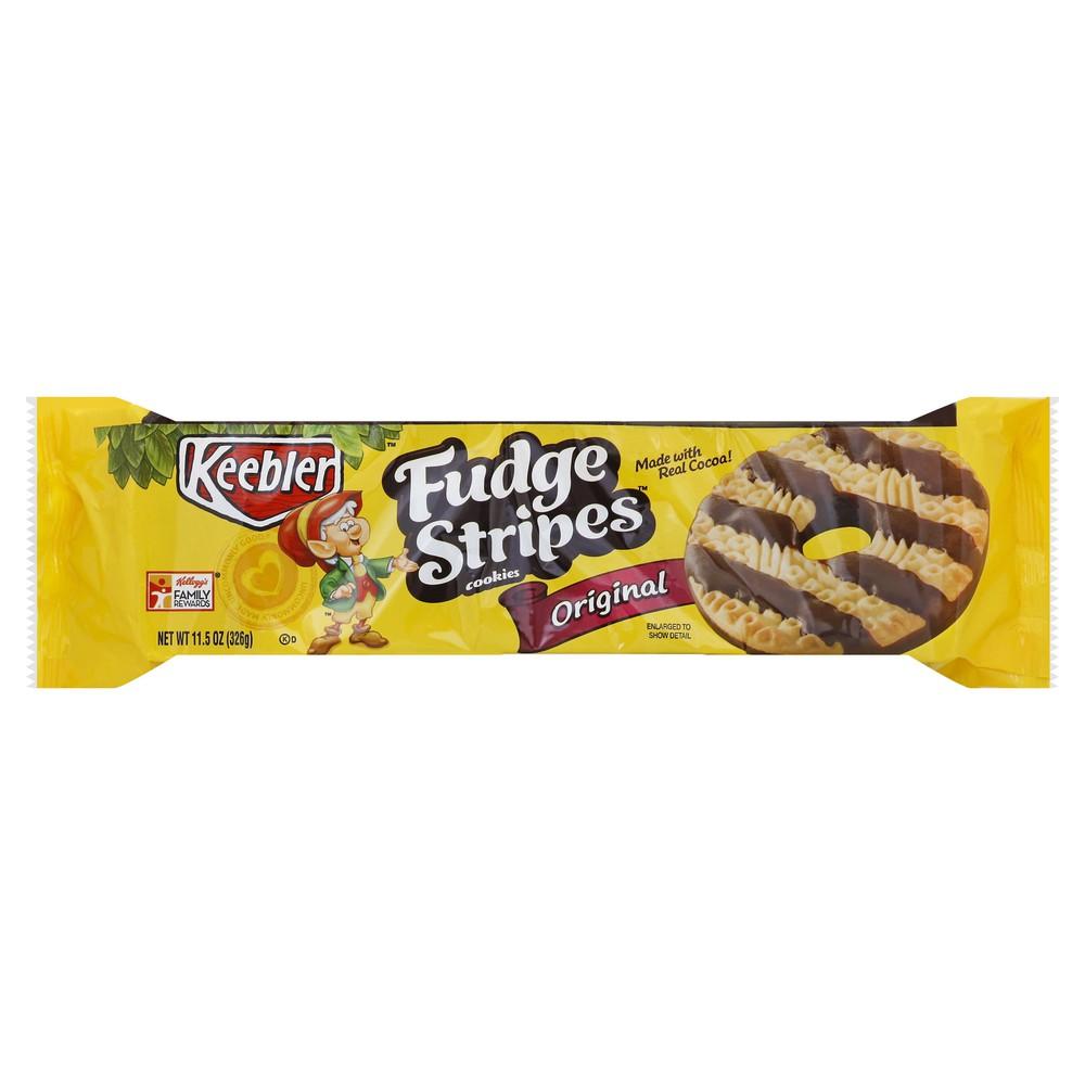 Cookies fudge shoppe fudge stripe