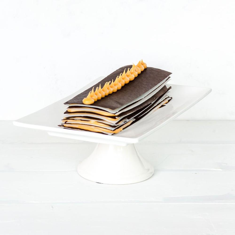 Tira Capas de Chocolate 10 personas