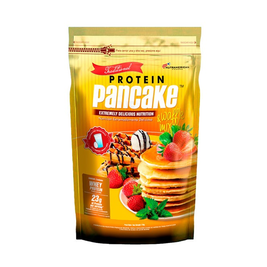 Protein pancake Bolsa 750grm