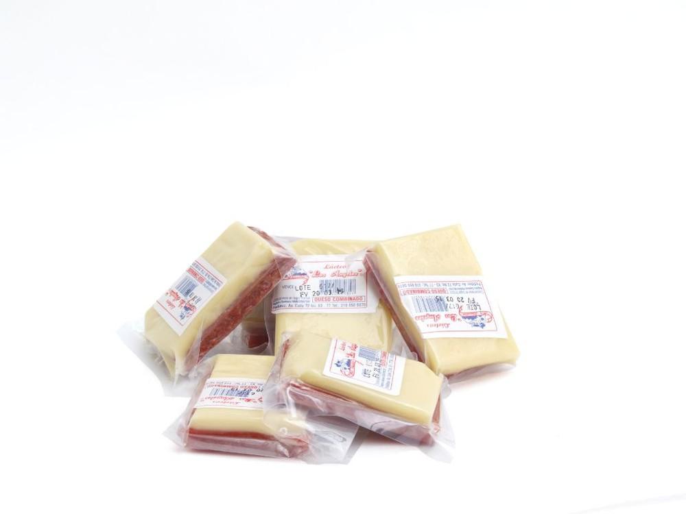 Combinado queso con bocadillo paquete x 6 unidades