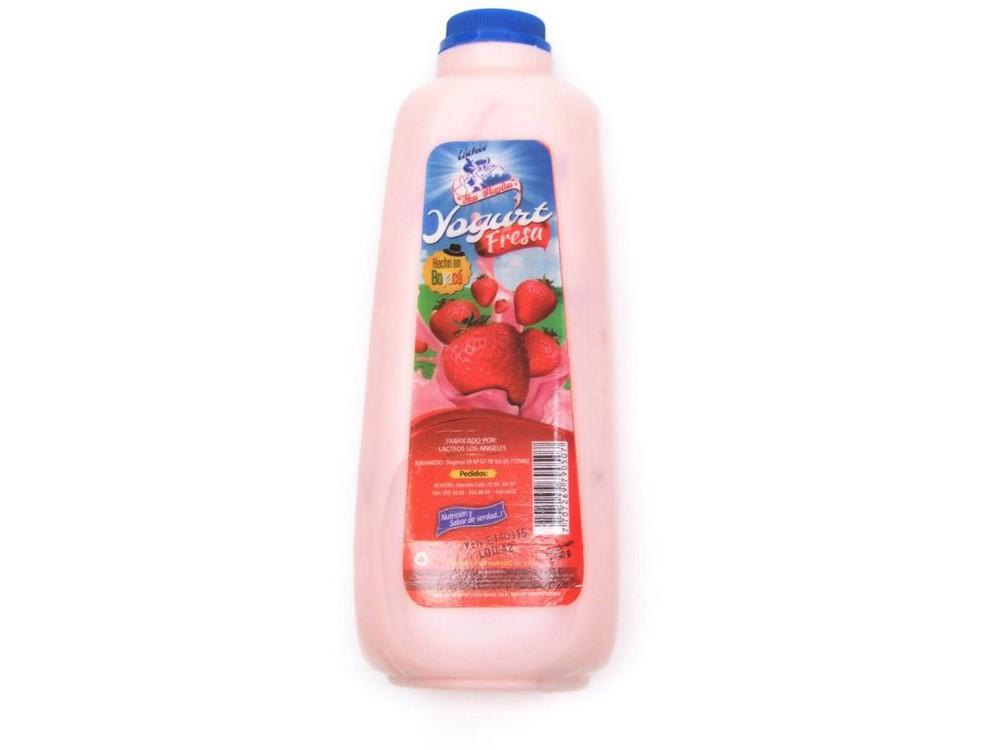 Yogurt con fruta tarro 1780 ml