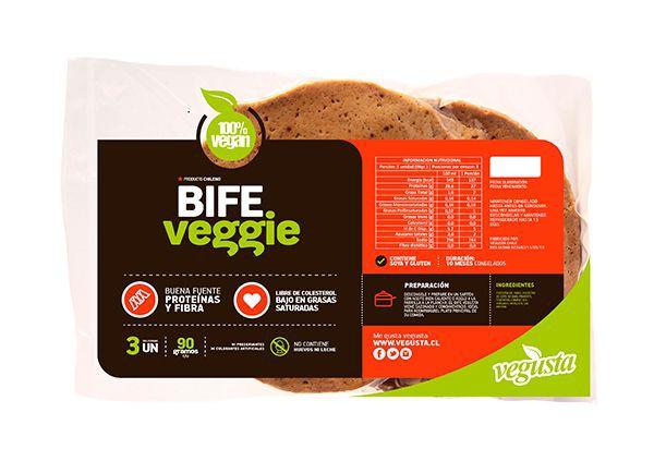 Bife veggie