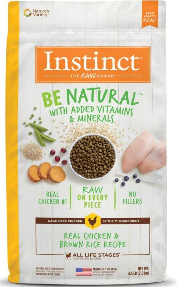 Instinct be natural chiken