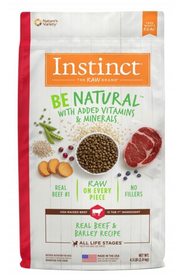 Instinct be natural beef