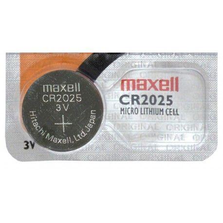 Pila botón CR2025 3V
