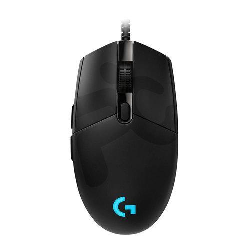 Mouse Gamer G Pro Óptico USB Negro