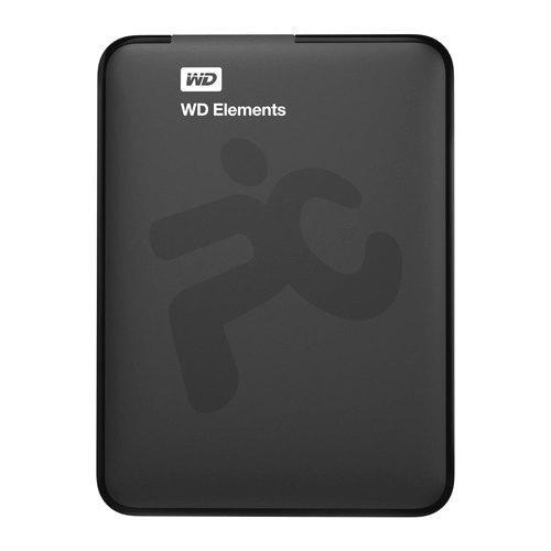 Disco Externo 2TB 2.5 USB 3.0 Elements Negro