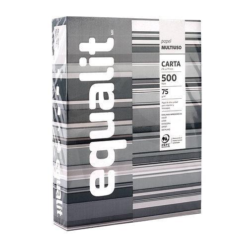 Papel Fotocopia Carta Resma 500 hojas