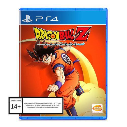 Dragon Ball Z Kakarot PS4 1 un