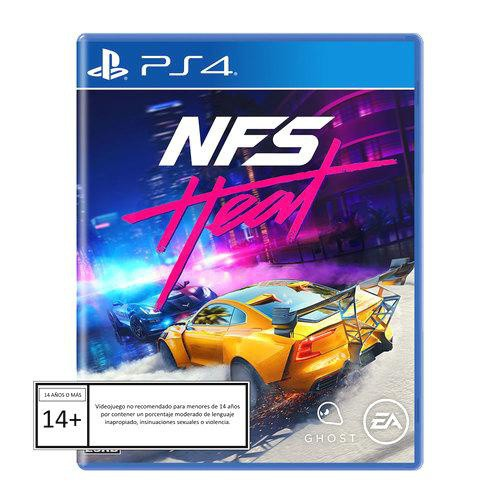 Need for Speed Heat PS4 1 un