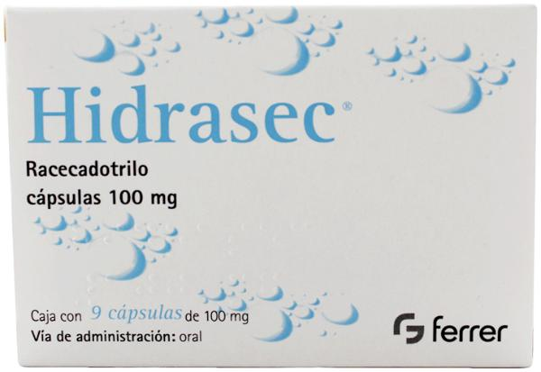 Hidrasec 100 mg