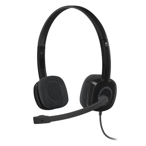 Audifono Stereo Headset H151