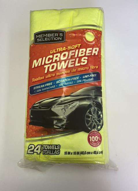 Microfibras Paquete (24)