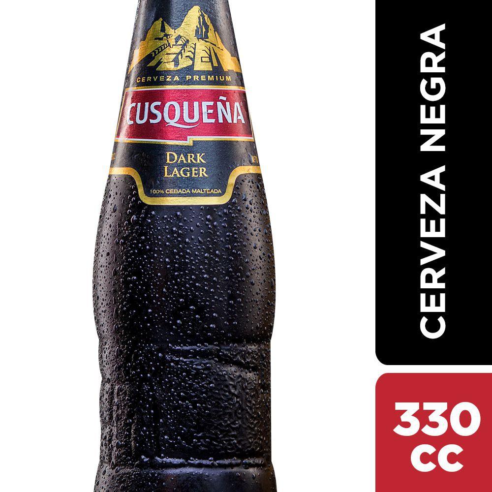 Cerveza negra lager