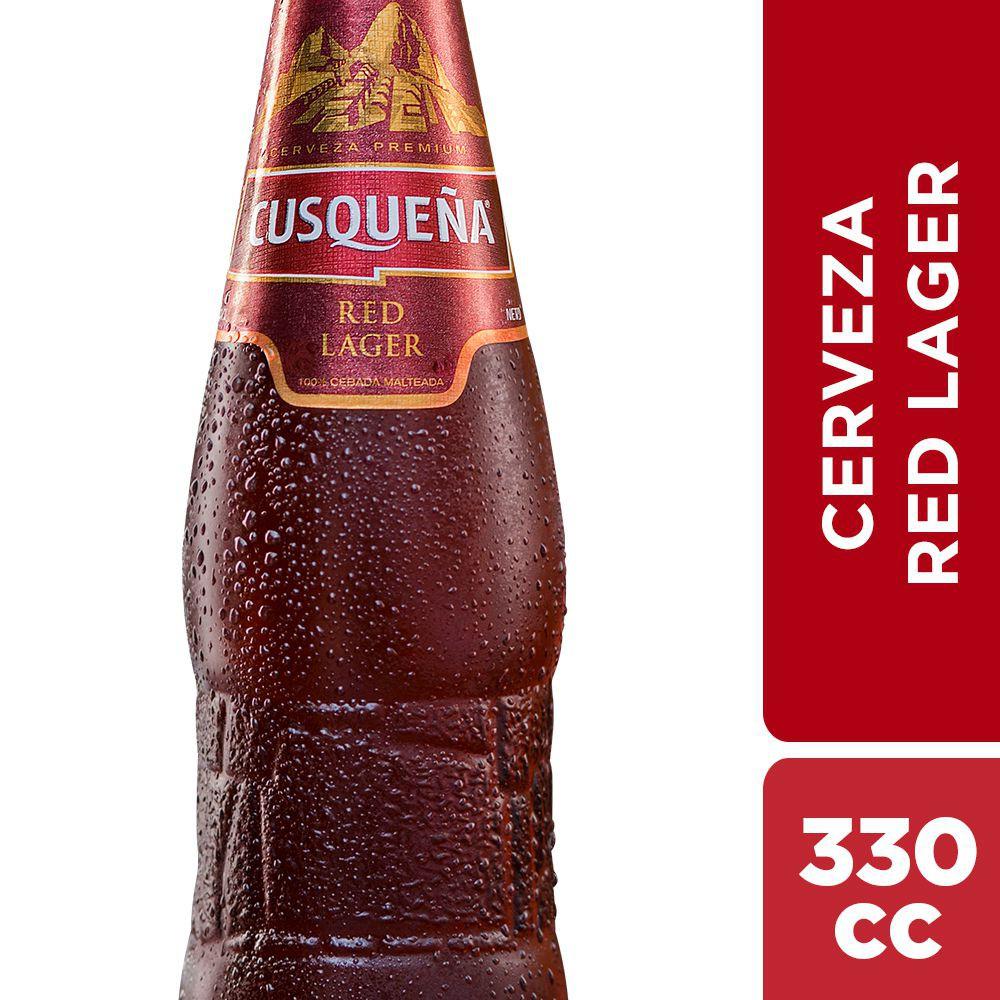 Cerveza cusqueña red