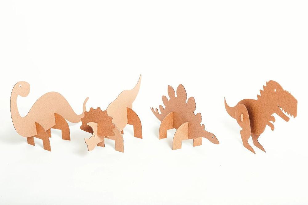 Set dinosaurios