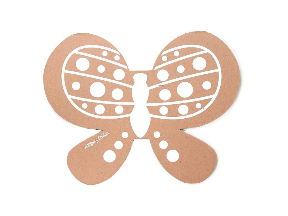 Alitas de mariposa