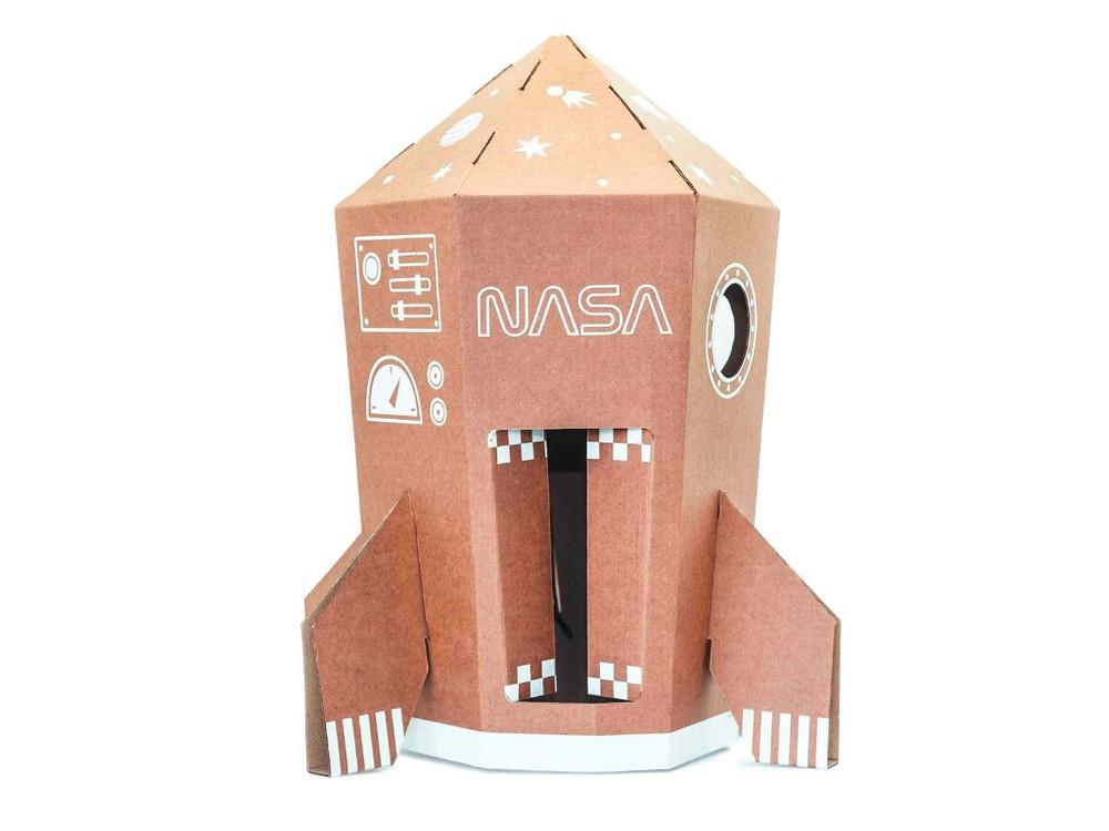 El mini cohete