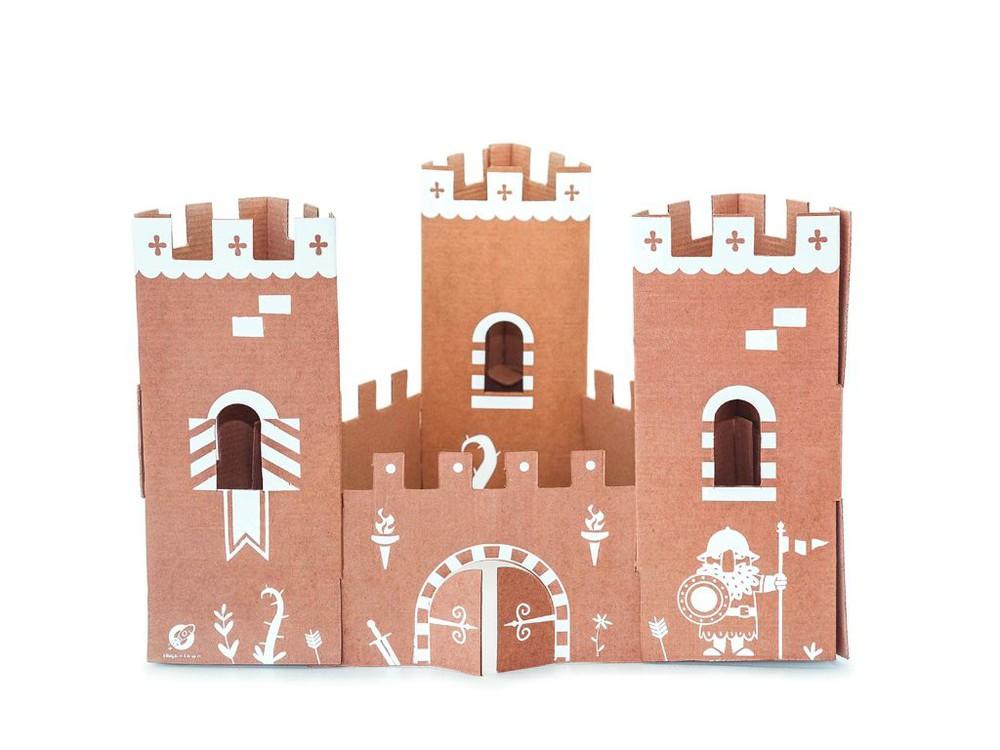 El mini castillo