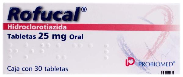 Rofucal tabletas