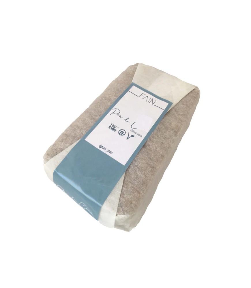 Pan de nuez cetogenico - sin gluten 700 grs