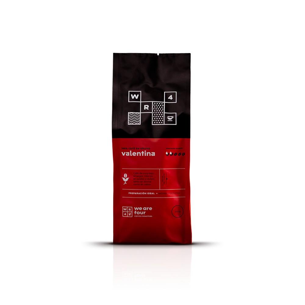 Café Valentina molido gruesa 250 grs