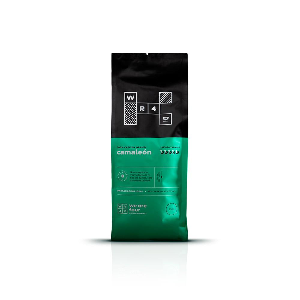 Café camaleón - molienda gruesa 250grs