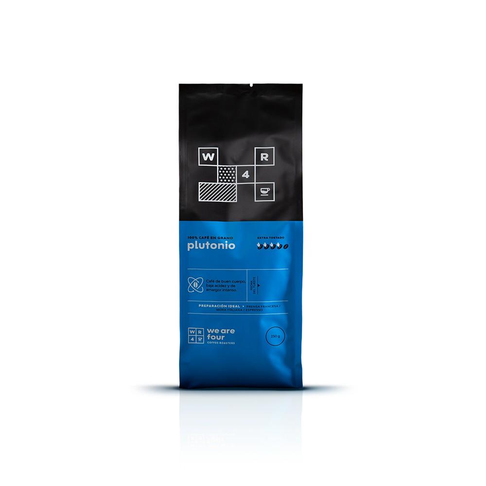 Café plutonio 250grs