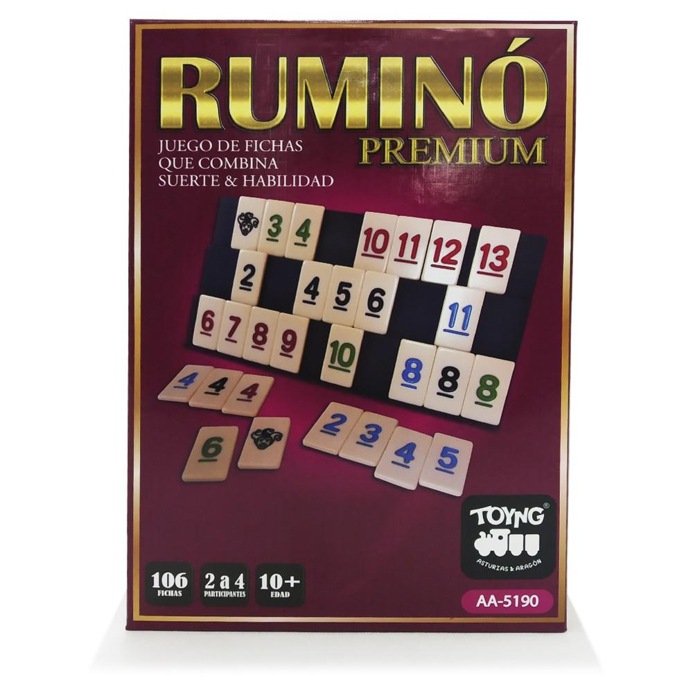 Juego Ruminó premium