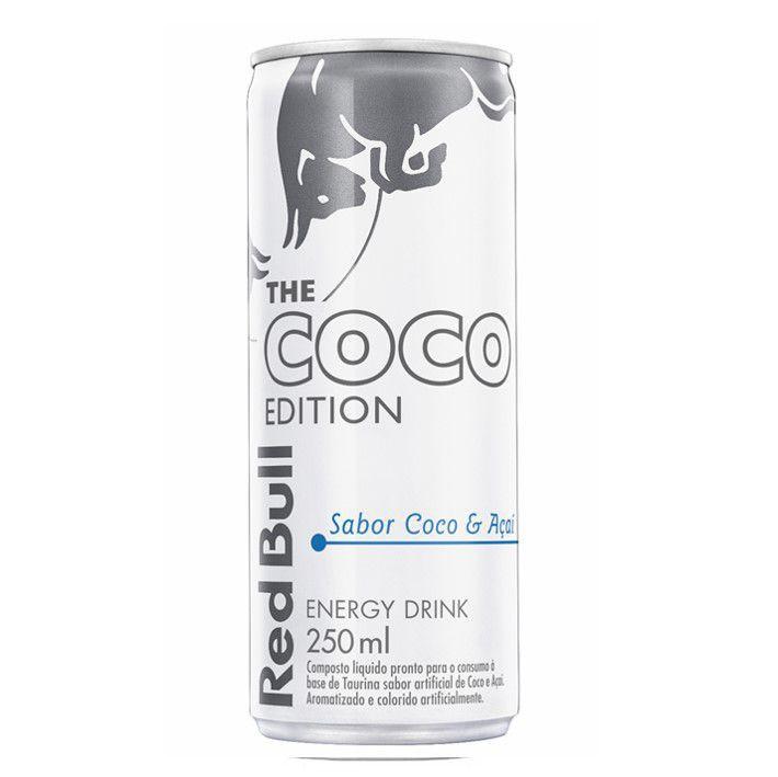 Energético energy drink coco e açaí