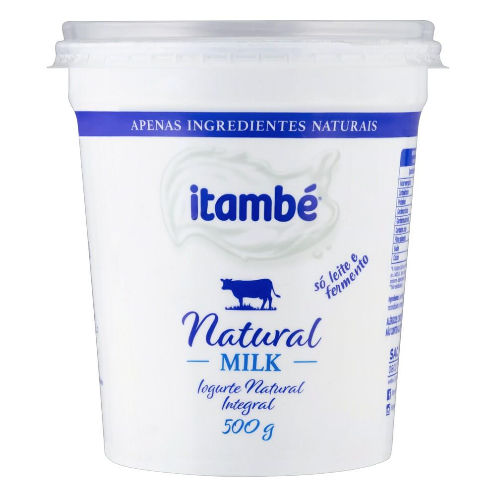 Iogurte natural milk integral