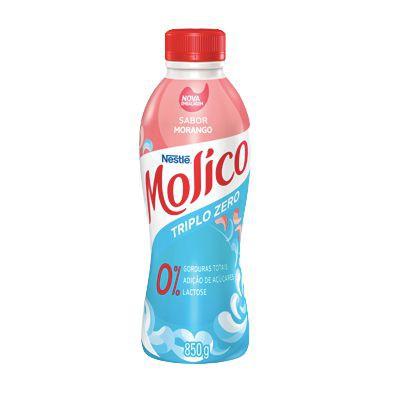 Iogurte morango Molico