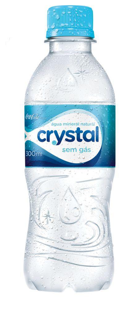 Água sem gás garrafa mini