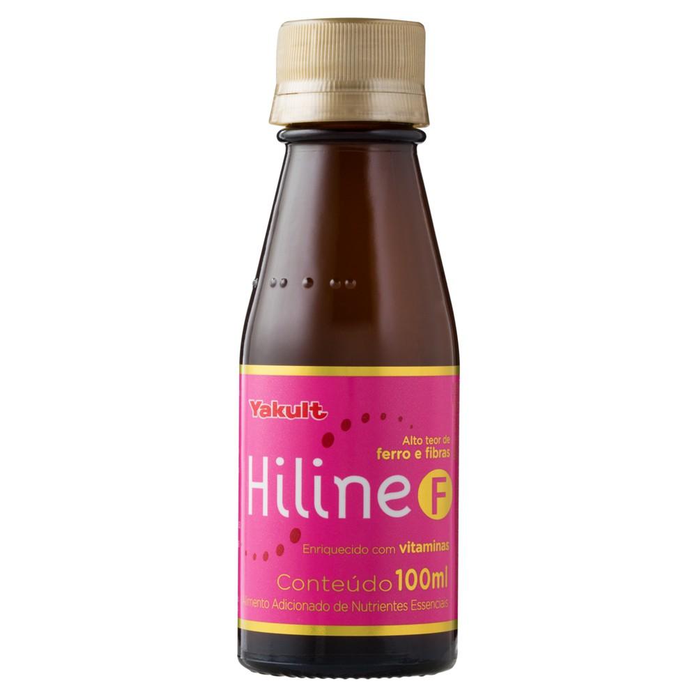 Bebida à base de vitaminas Hiline F