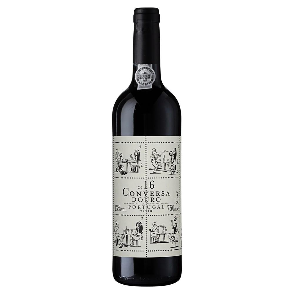 Vinho Tinto de Mesa Seco Fino Conversa Douro 2016