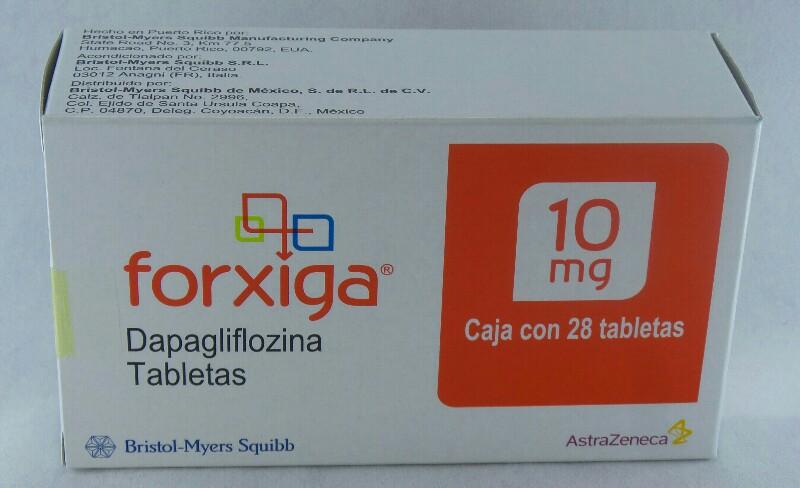 Forxiga 10 mg 28 tabs
