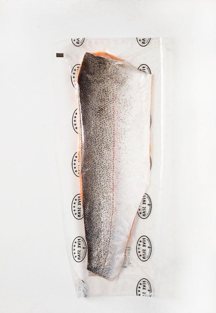 Filete de Trucha Con Piel Piezas de 1,15 Kg. a 1,35 kg aprox.