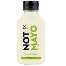 Mayonesa not mayo olive