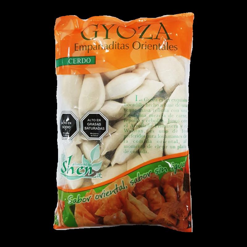 Gyosa vegetariana tofu bolsa 300 g