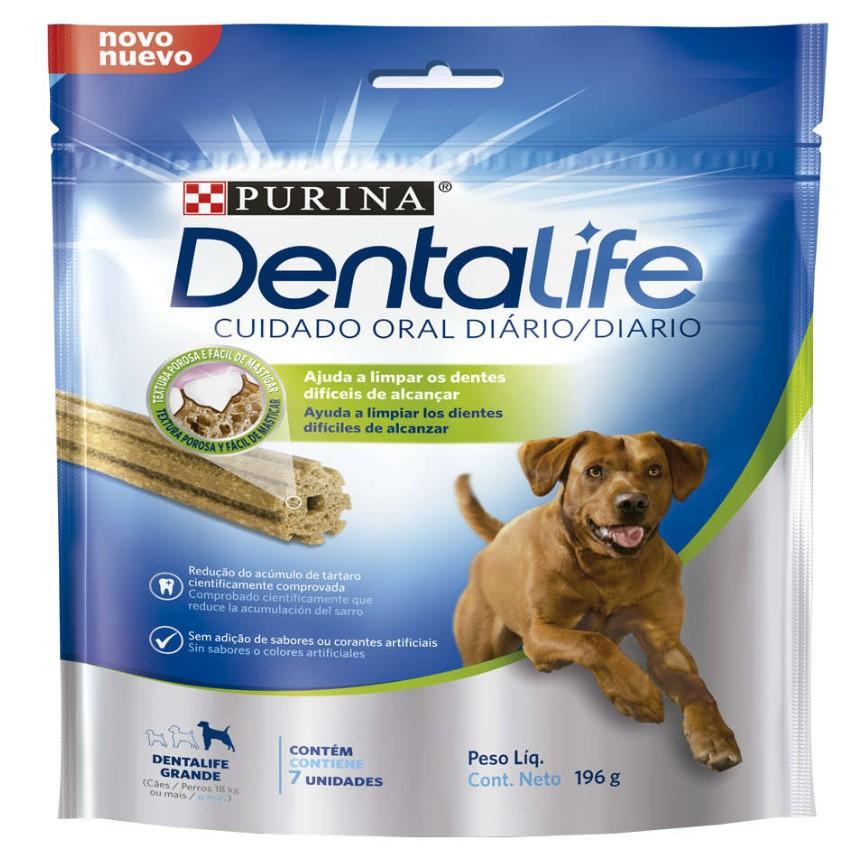 Snack dental para perros adultos